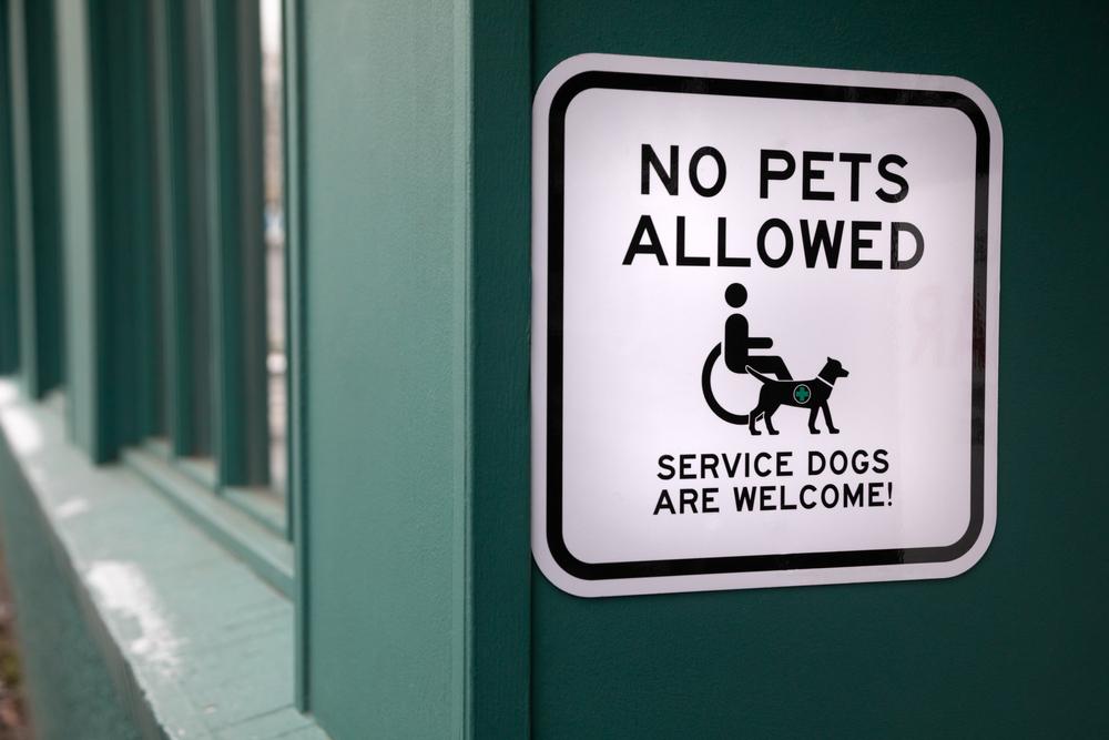 psychiatric service dog rights